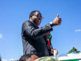 Malawi President Elect Lazarus Chakwera