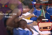 school on the radio