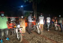 Mike Oquaye Jnr Donates Motor Tricycles To Dome Kwabenya
