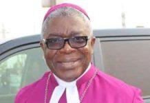 Most Rev Dr Boafo