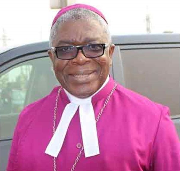 Most Rev Dr Boafo