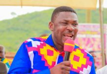 Mr Daniel Kenneth Okere District Chief Executive