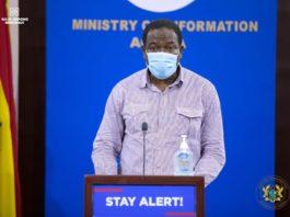 Mr Samuel Kofi Dzamasi Minister Of Chieftaincy And Religious Affairs