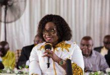 Mrs Comfort Owusu