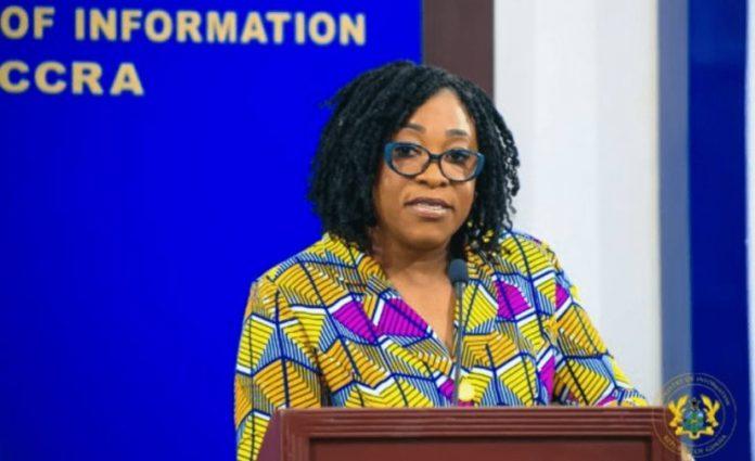 Ms Shirley Ayorkor Botchwey