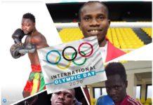 Wisdom Boxing Gym Olympians