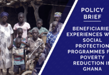 Social protection programmes in Ghana