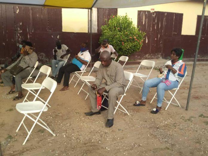 Politics Npp Primaries Kwashieman Electoral Area