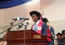 Prof Nyarko Boampong