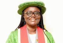 Professor Rita Akosua Dickson