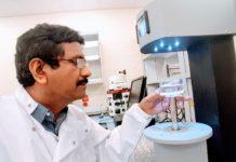 Microbiologist Dr Pattanathu Rahman