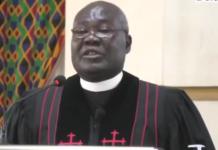 Reverend Dr Emmanuel Adjei Amey