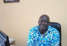 Mr Ewuntomah Richard Iddrisu