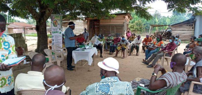 Training Farmers