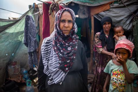 Yemenis And Migrants