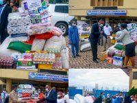 Caci Bantama Central Assembly Donates Items To Three Needy Institutions
