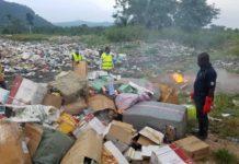 Contraband Destruction