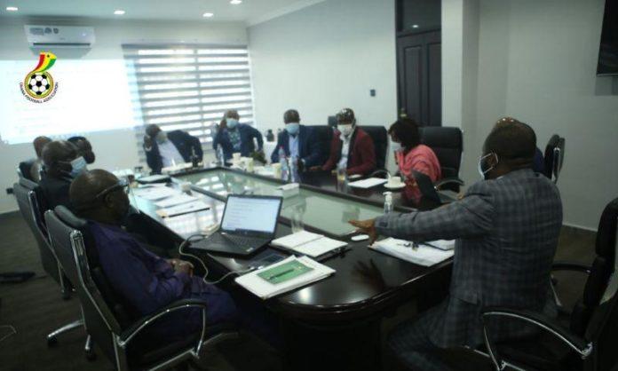 Gfa Executive Council Meeting