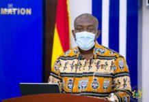 Information Minister Kojo Oppong Nkrumah