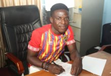 Isaac Mensah Hearts Of Oak