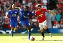 Leicester City V Manchester United