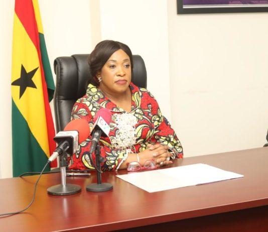 Madam Shirley Ayorkor Botchwey