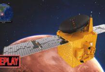 UAE's 1st Mars orbiter