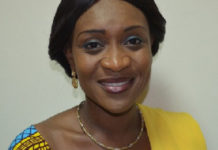 Mp For Anyinam Constituency Abena Osei Asare