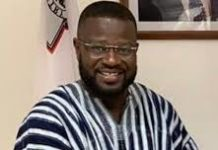 Mr Frank Annoh Dompreh The Member Of Parliament For Nsawam Adoagyiri