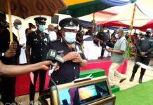 Mr James Oppong Boanuh Inspector General Of Police