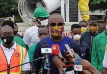 Mr Kofi Amoakohene
