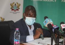 Mr Samuel Tettey Deputy Commissioner In Charge Of Operations