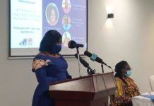 Mrs Clara Kasser Tee Cdd Ghana Board Member