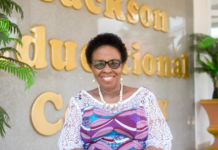 Mrs Theodosia Jackson Principal Of Jackson College Of Education