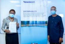 Newmont Ghana And Kccr Sign Million Cedi Mou