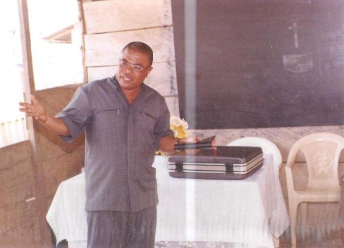Pastor Daniel Doe Tamakloe