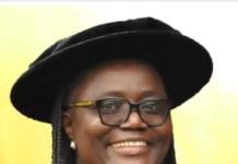 Professor Mrs Rita Akosua Dickson