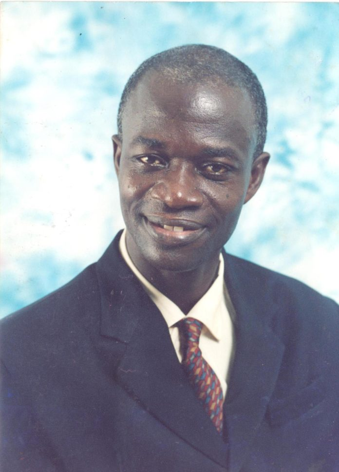 Reverend Daniel Gyappah