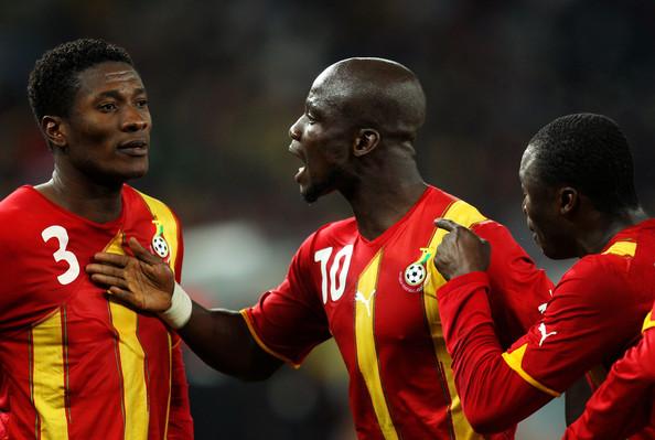 Stephen Appiah Asamoah Gyan