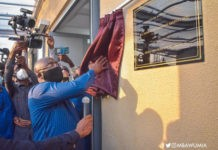 new Infectious Disease Center for Ghana