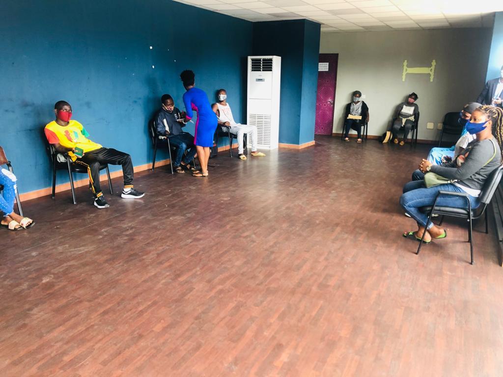 Vetting of beneficiary
