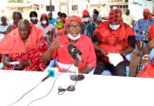 Abladjei Akrowa Executive Council
