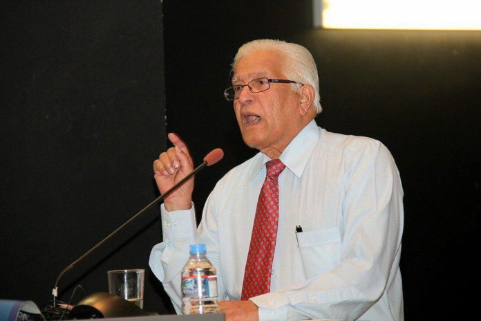 Baseo Panday Former Prime Minister Of Trinidad And Tobego