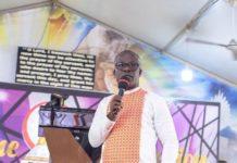 Bishop Dr Yaw Owusu Ansah