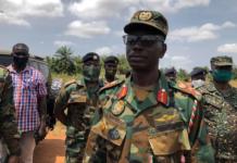 Brigadier General Abraham Yeboah Nsiah
