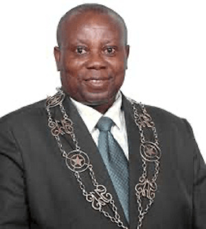 Chairman Of The Ghana Chamber Of Construction Industry Emmanuel Martey