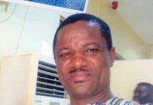 Commissioner Of Police Cop Mr Kwasi Mensah Duku