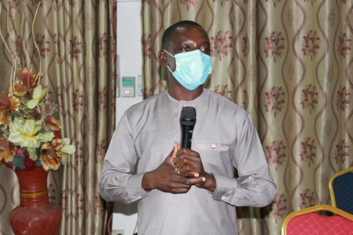 Dr Adams Abdulai A Research Scientists At Csir Stepri