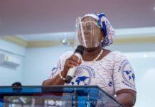 Dr Gladys Ama Quartey