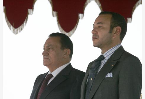 Moroccan king pardons 550 prisoners on anniversary of revolution day